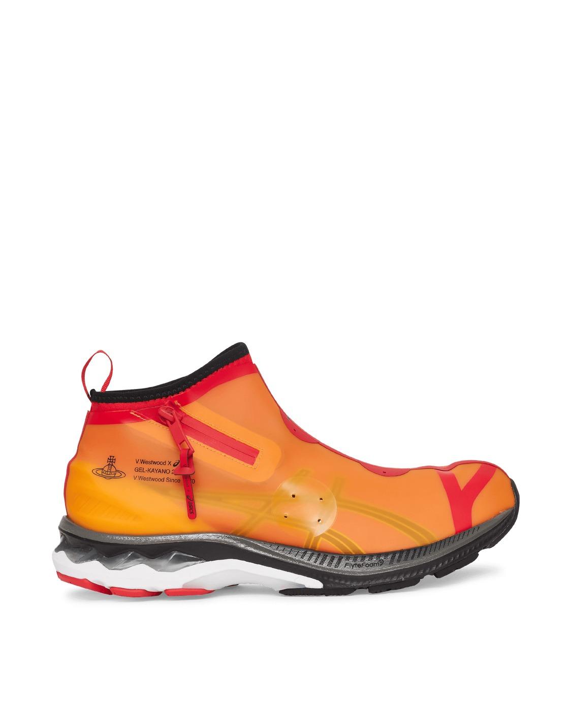 Photo: Asics Vivienne Westwood Gel Kayano 27 Ltx Sneakers Citrus/Black
