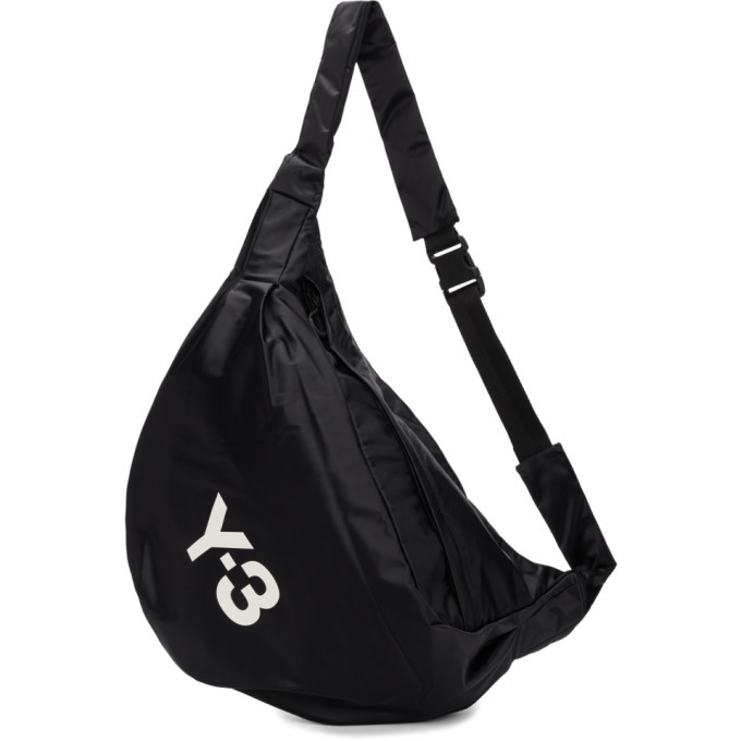 Photo: Y-3 Black Logo Sneaker Bag