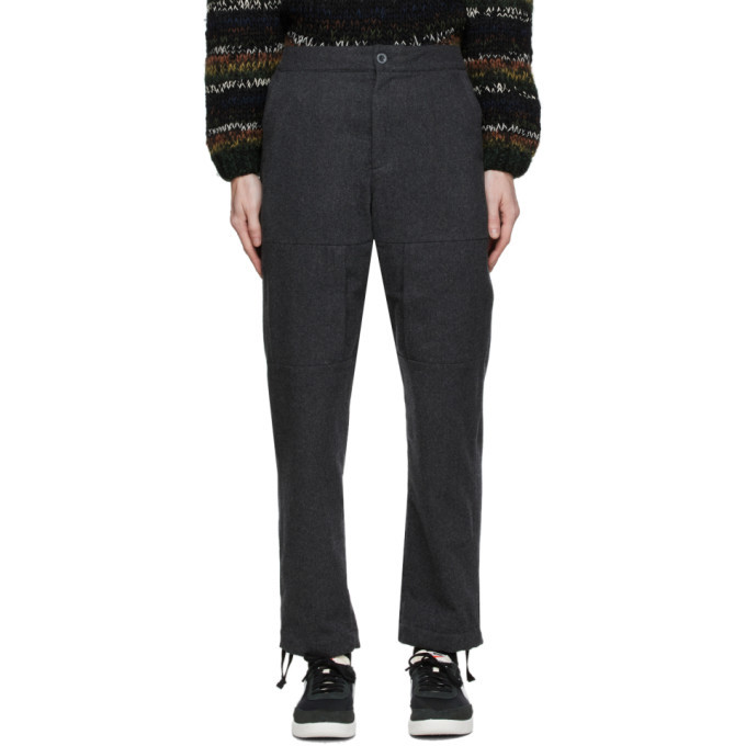 Photo: Wood Wood Grey Hamish Trousers