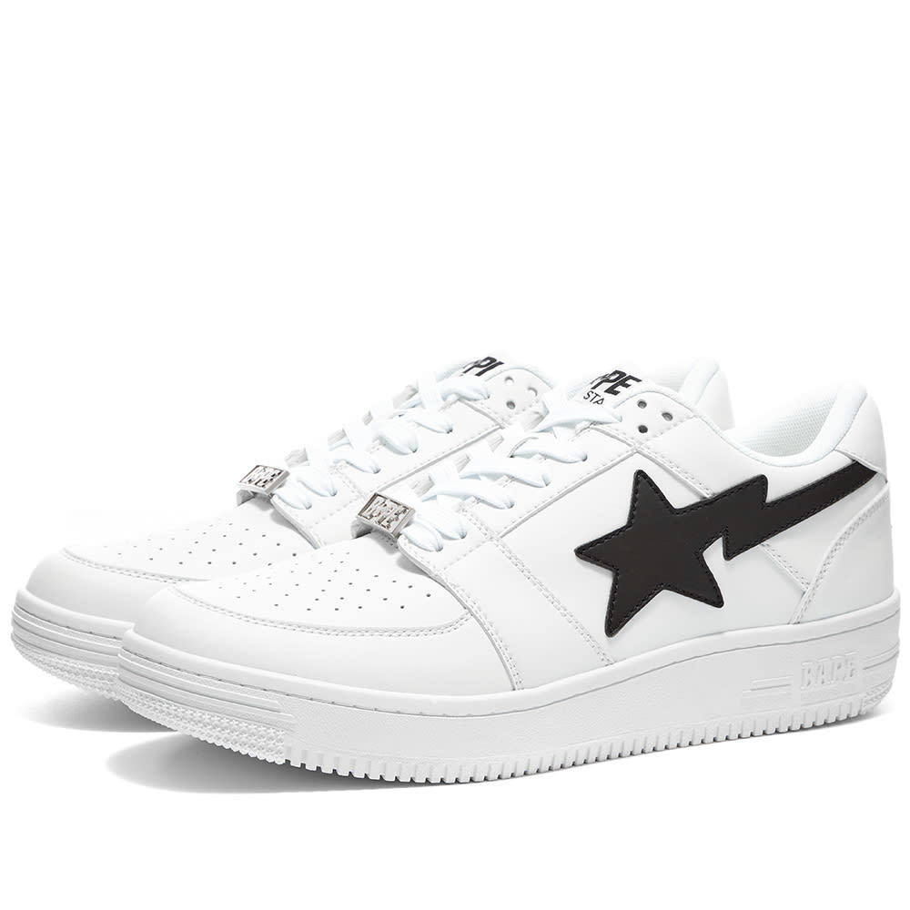 Photo: A Bathing Ape Star Low Sneaker