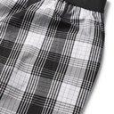 HUGO BOSS - Checked Cotton-Poplin Pyjama Trousers - Black
