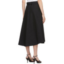 3.1 Phillip Lim Black High Waisted Skirt