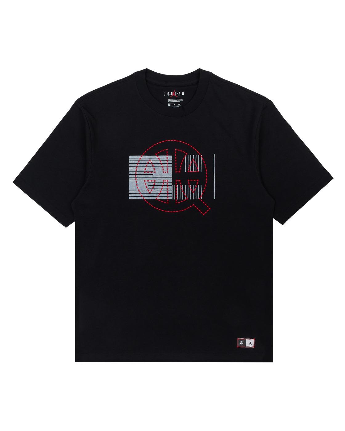 Photo: Nike Jordan Quai 54 Event 1985 T Shirt Black