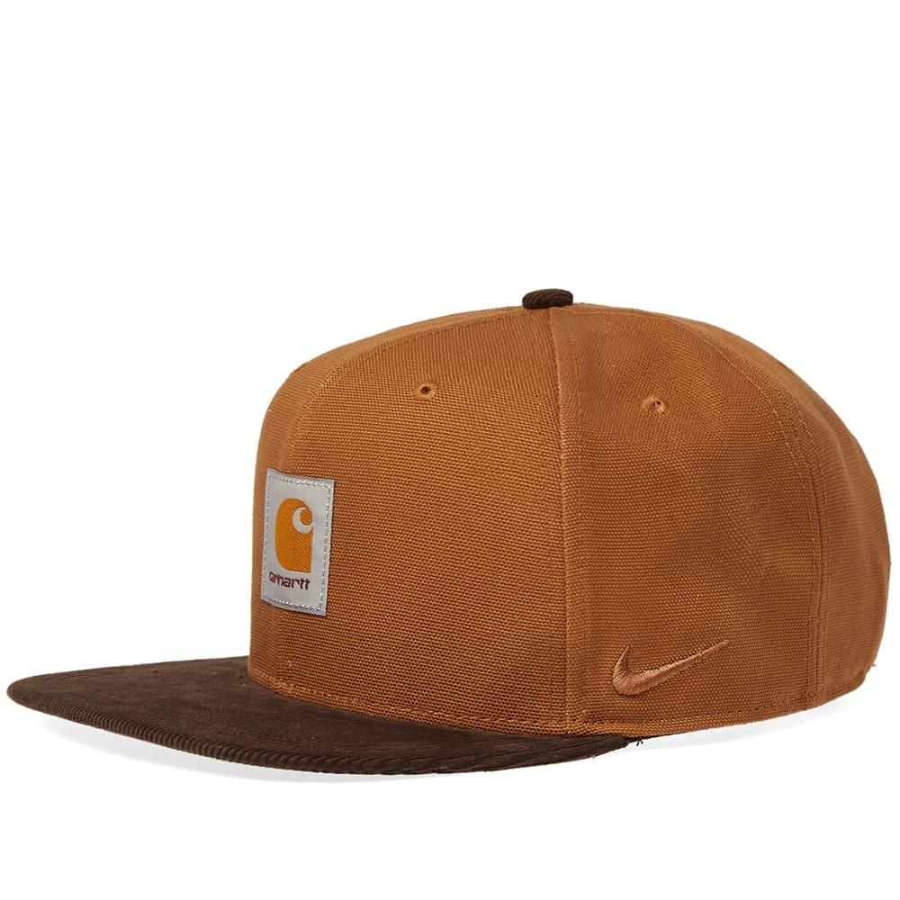 Photo: Nike NRG Pro Cap WIP Ale Brown & Dark Brown