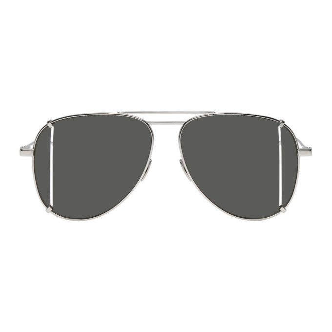 Womens SL193 T Cut Sunglasses Saint Laurent gQ7dqoEW