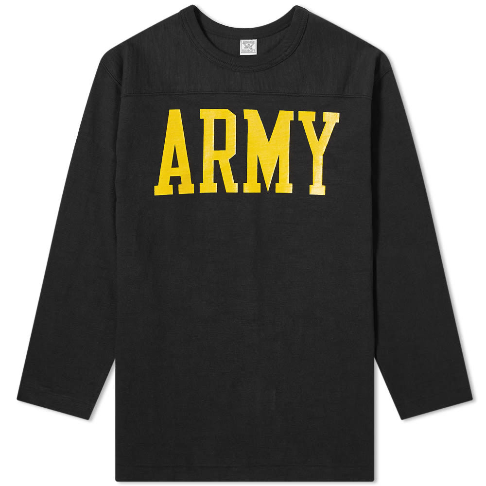 Photo: The Real McCoy's Army Military Football Tee