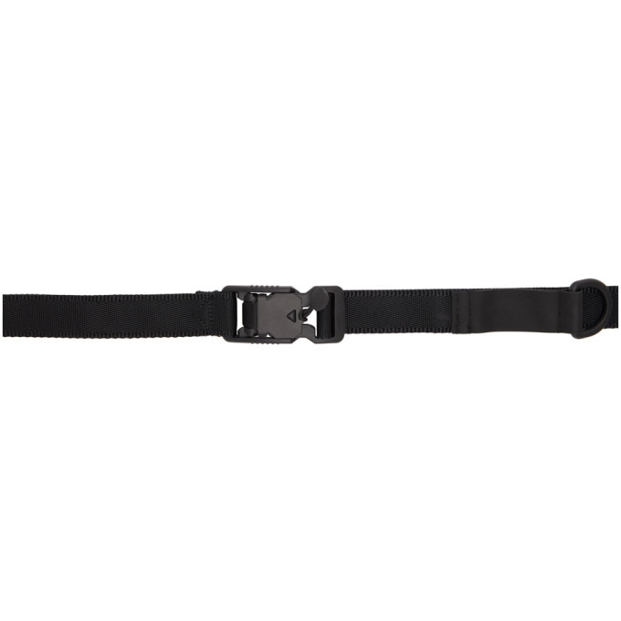 Photo: Snow Peak Black Quick Adjust Belt