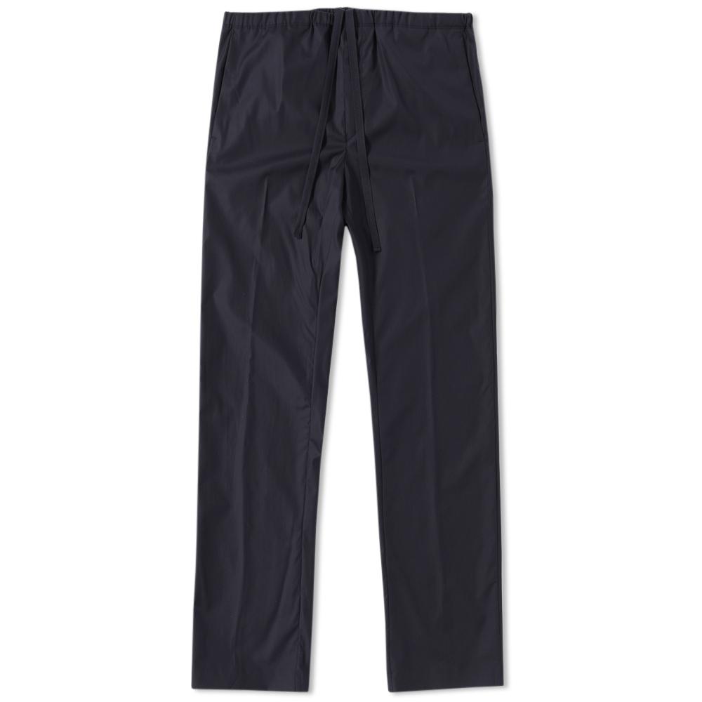 Acne Studios Ari Poplin Drawstring Trouser