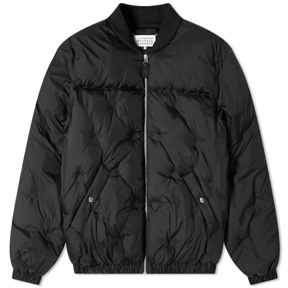 Photo: Maison Margiela 10 Padded Nylon Bomber Jacket