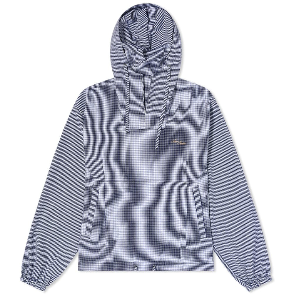 Photo: Acne Studios Opello Check Popover Relax Fit Jacket