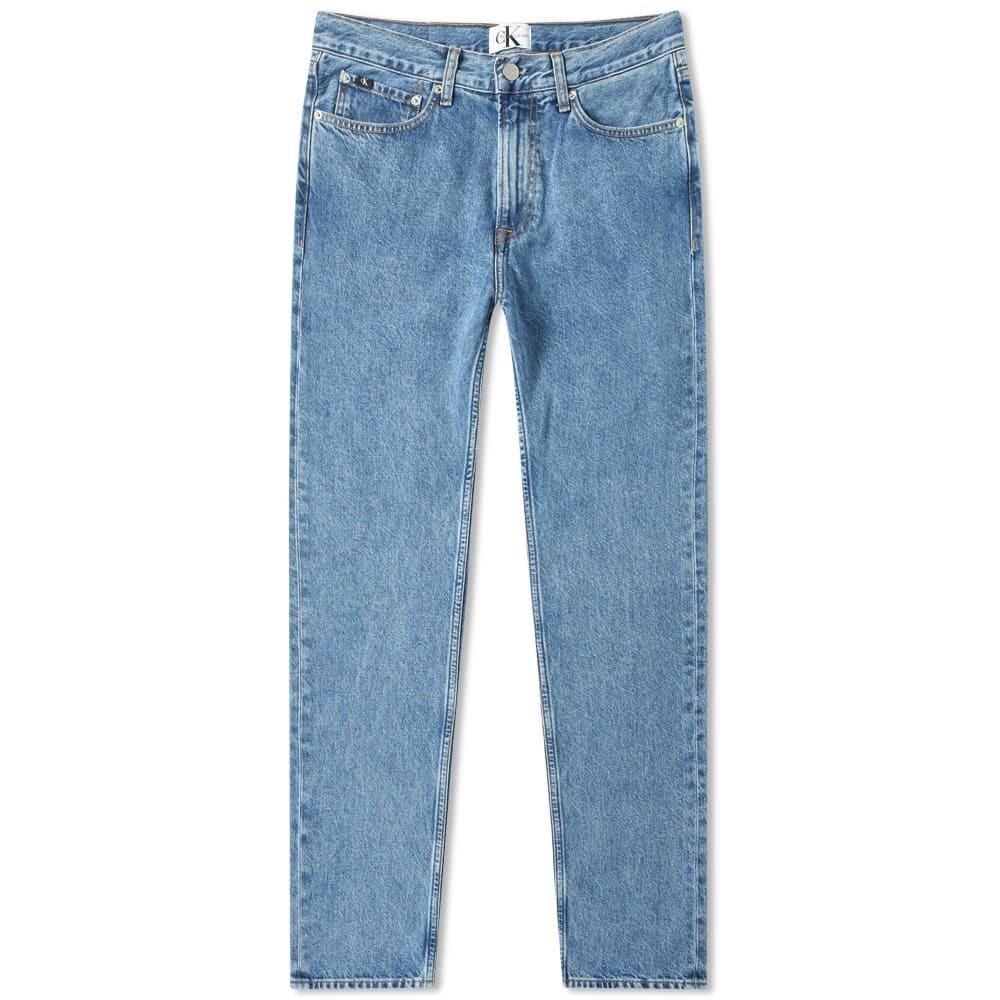 Photo: Calvin Klein 035 Straight Fit Jean