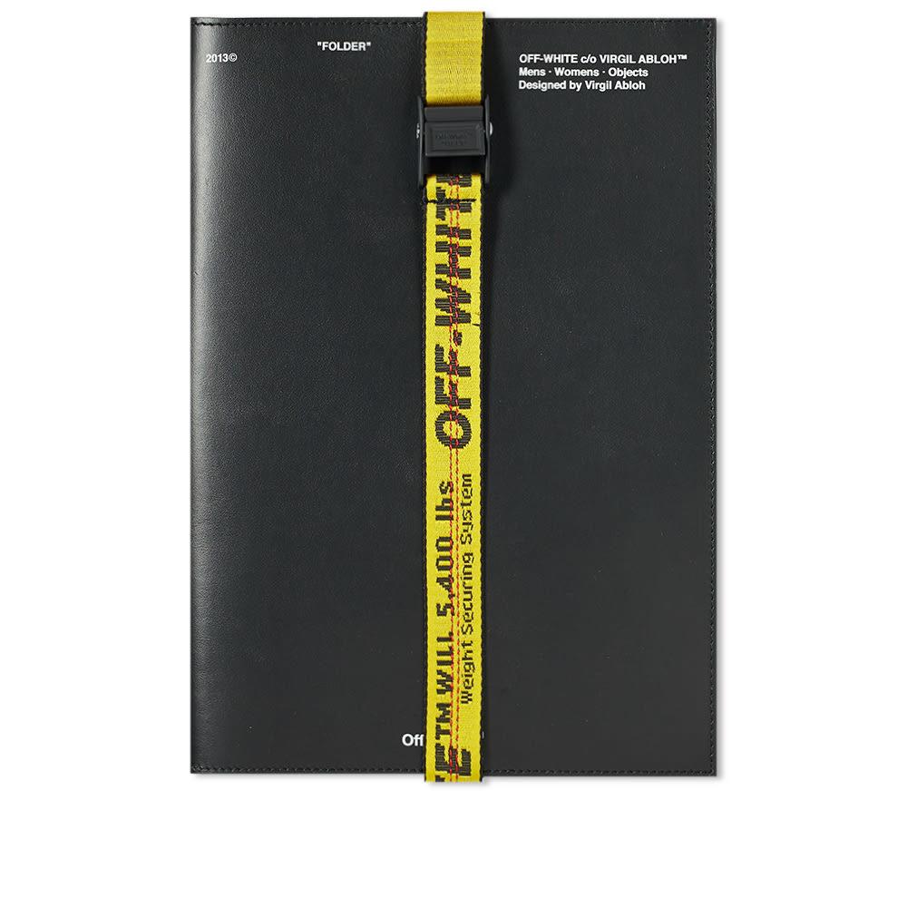 Photo: Off-White Folder Document Holder