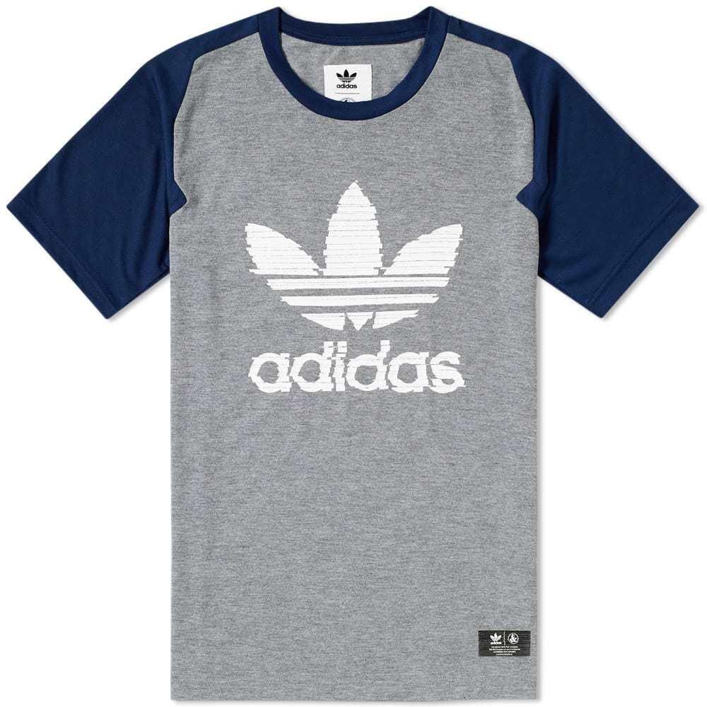 Adidas x United Arrows & Sons Tee Grey