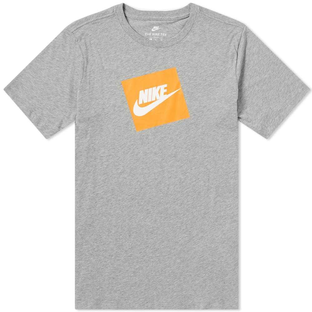 Photo: Nike Futura Box Logo Tee