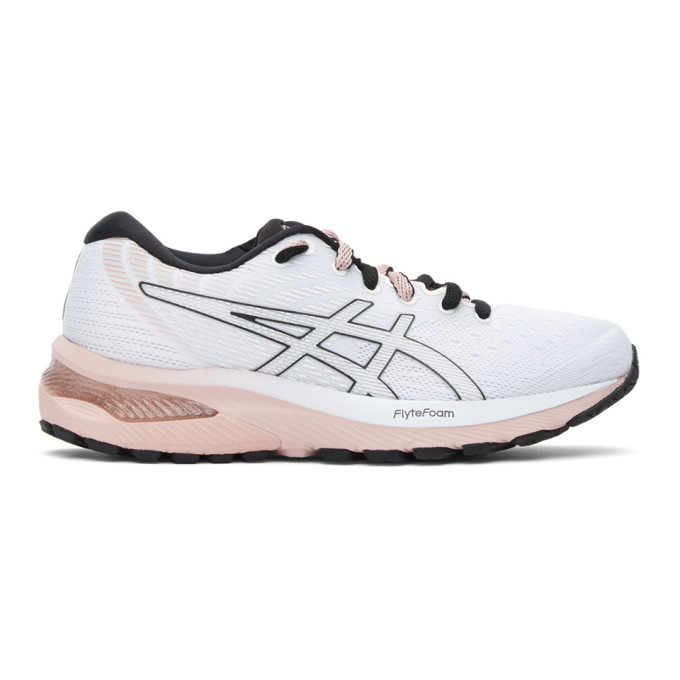 Photo: Asics White Gel-Cumulus® 22 Sneakers