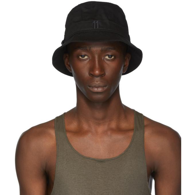Photo: 11 by Boris Bidjan Saberi Black New Era Edition Bucket Hat