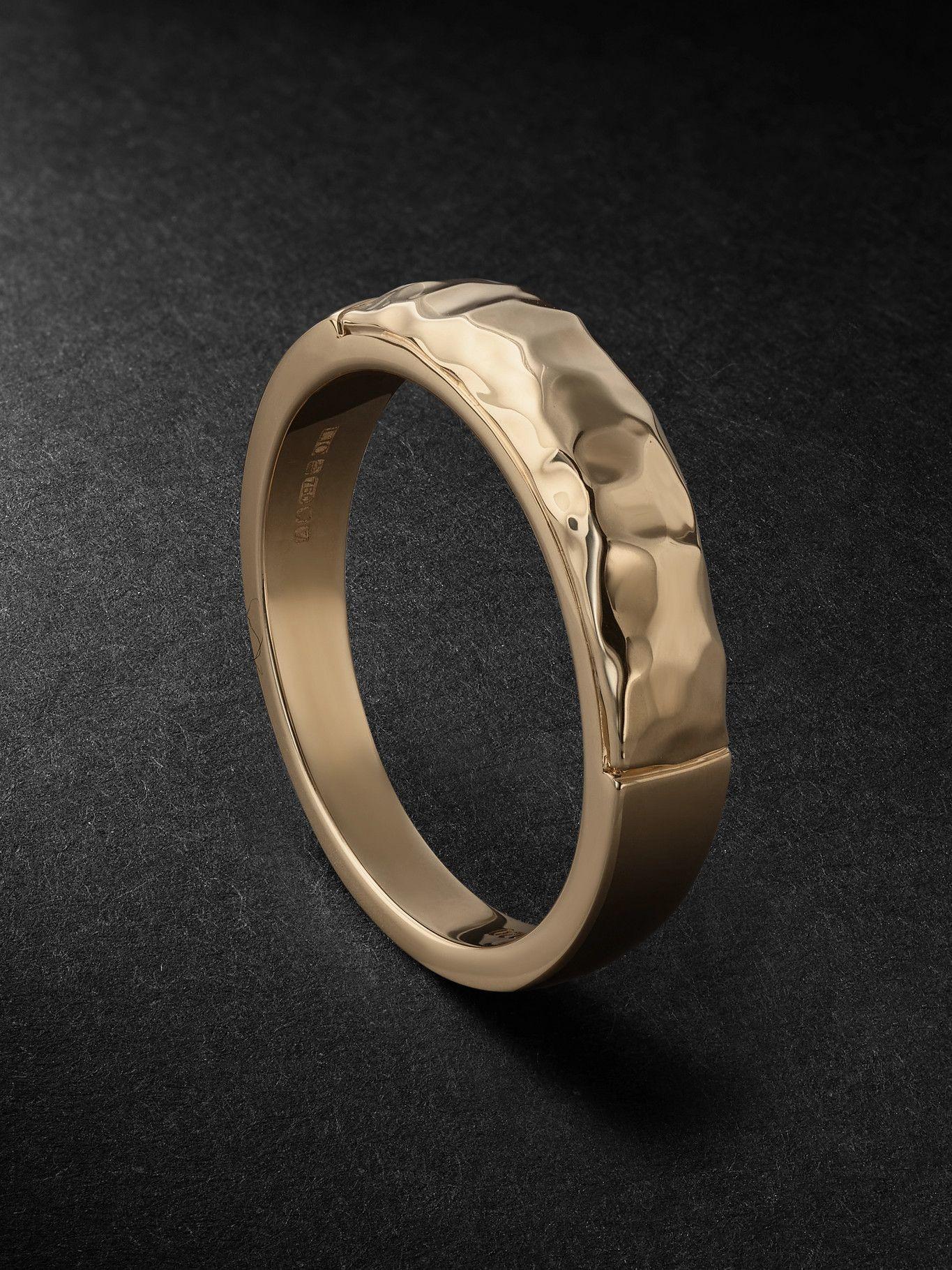 Photo: LAUD - 18-Karat Gold Ring - Gold