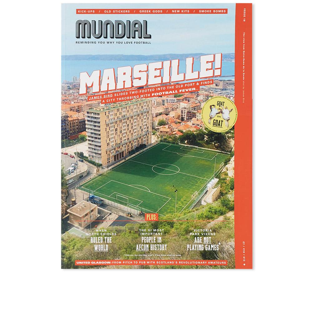 Photo: Mundial Magazine - Marseille