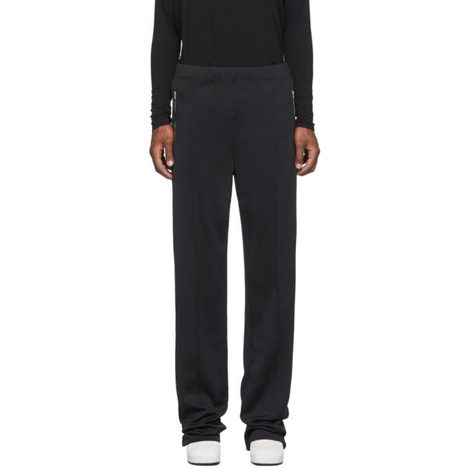 Photo: Random Identities Black Dressy Track Pants