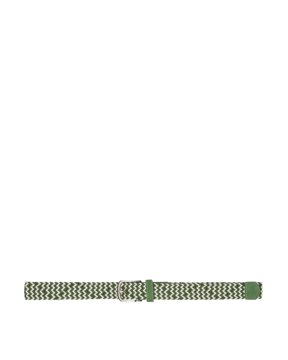 Photo: Stussy Woven Cord Belt Green