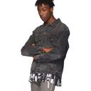 Ksubi Black Throwback Oh G Jacket