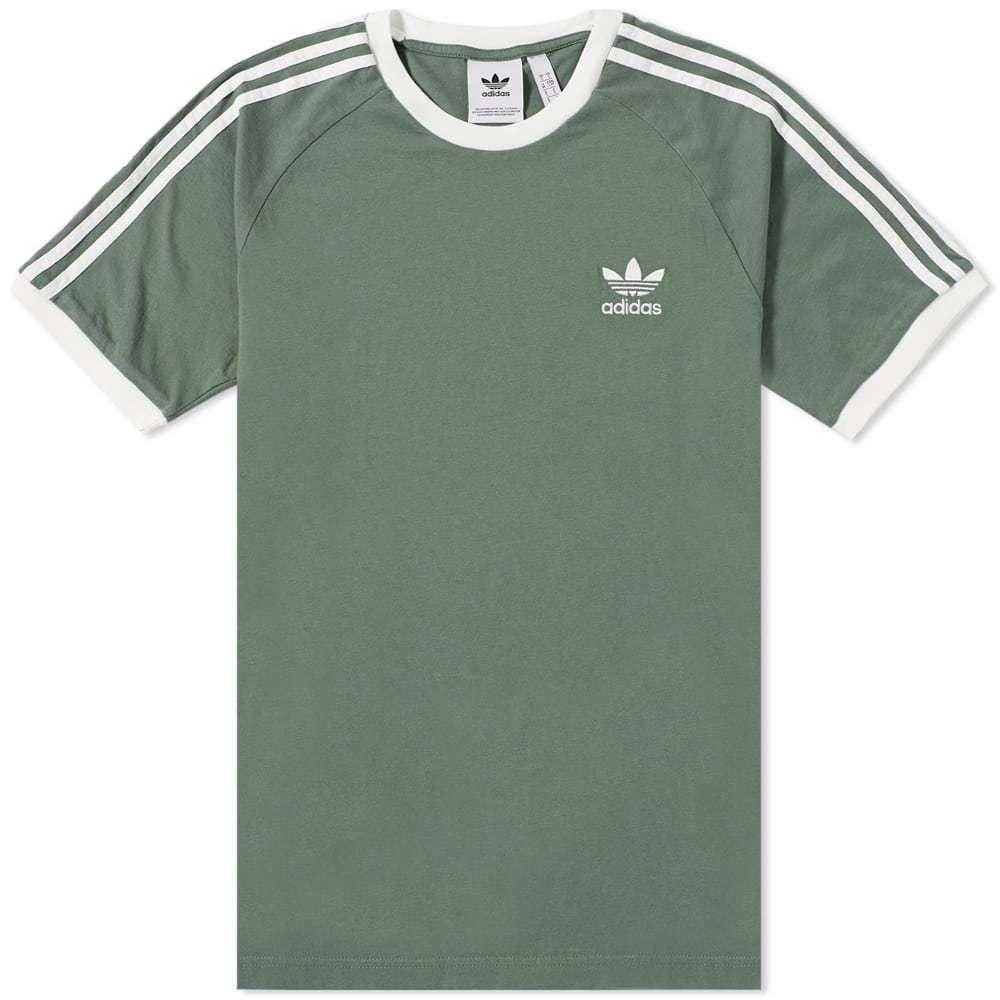 Photo: Adidas 3 Stripe Tee