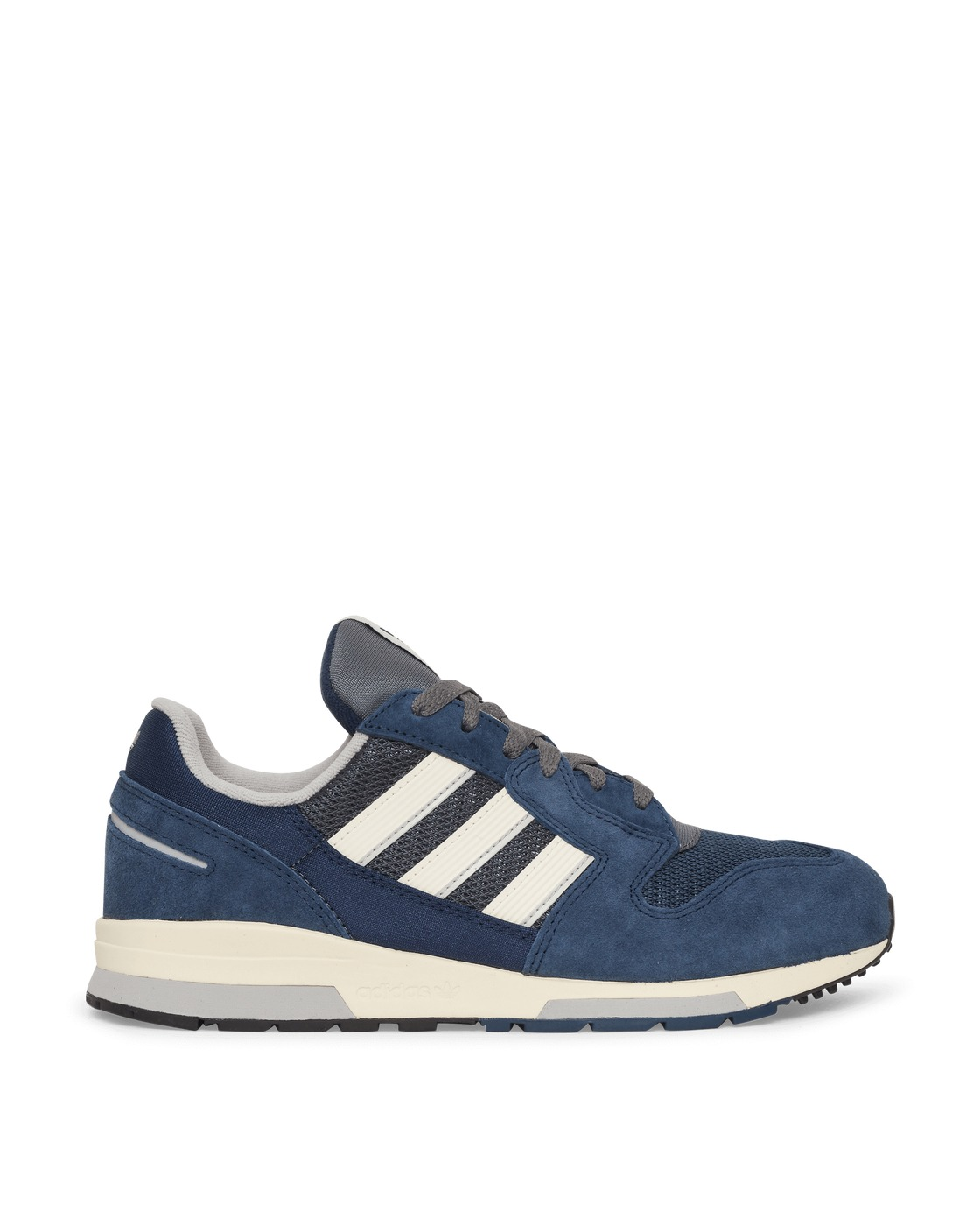 Photo: Adidas Originals Zx 420 Sneakers Navy/Off White