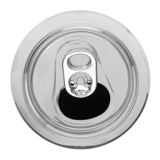 Photo: Raf Simons Silver Clear Can Keychain
