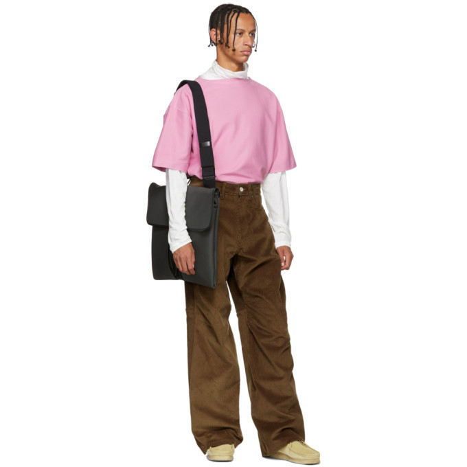 Lemaire Pink Jersey T-Shirt