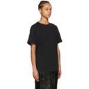 Acne Studios Black Beyke E Base T-Shirt