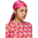 GmbH Pink Silk Emel Headscarf