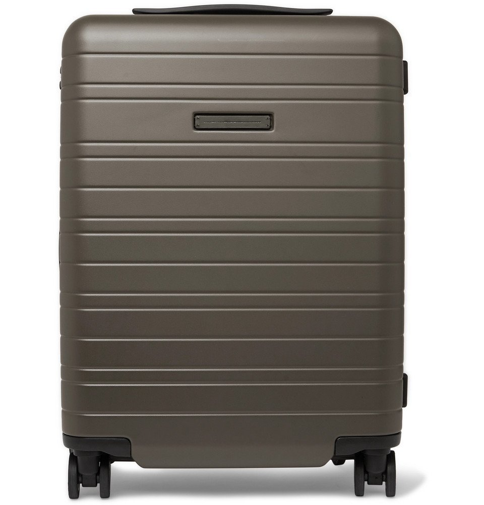 Photo: Horizn Studios - H5 55cm Polycarbonate Carry-On Suitcase - Green