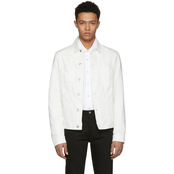 Photo: Acne Studios Blå Konst White Pass Denim Jacket