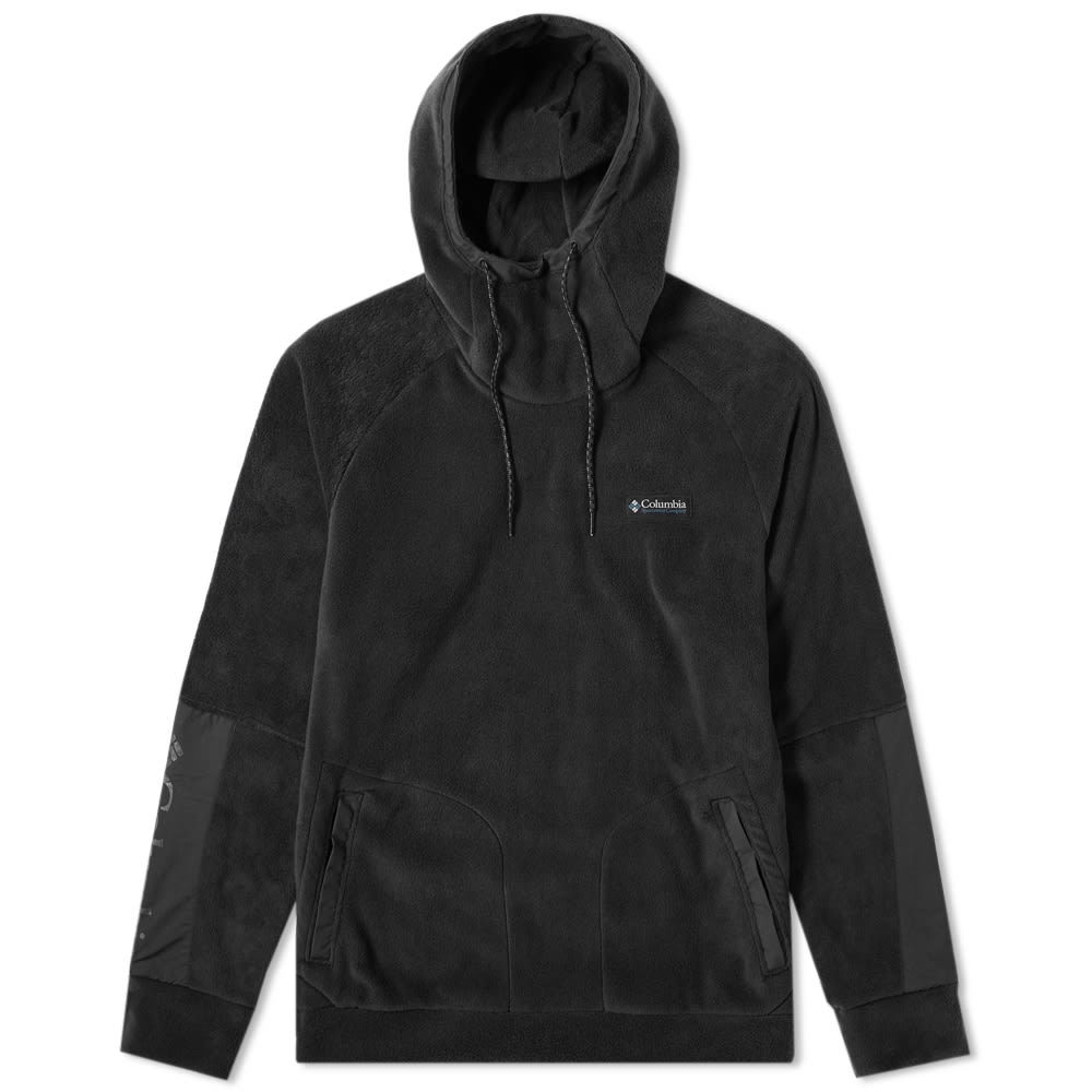Photo: Columbia Fleece Hoody