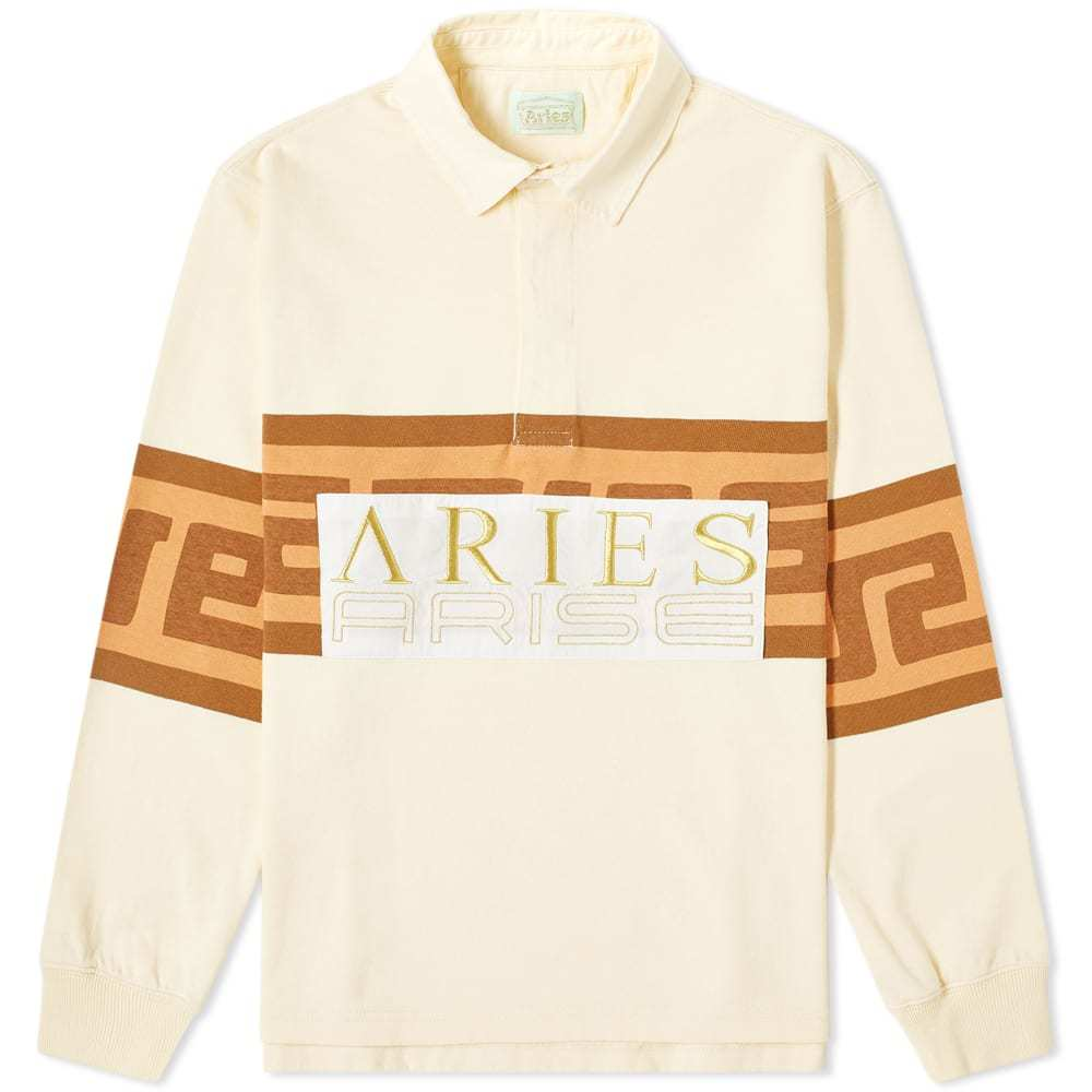 Photo: Aries Meandros Rugby Shirt