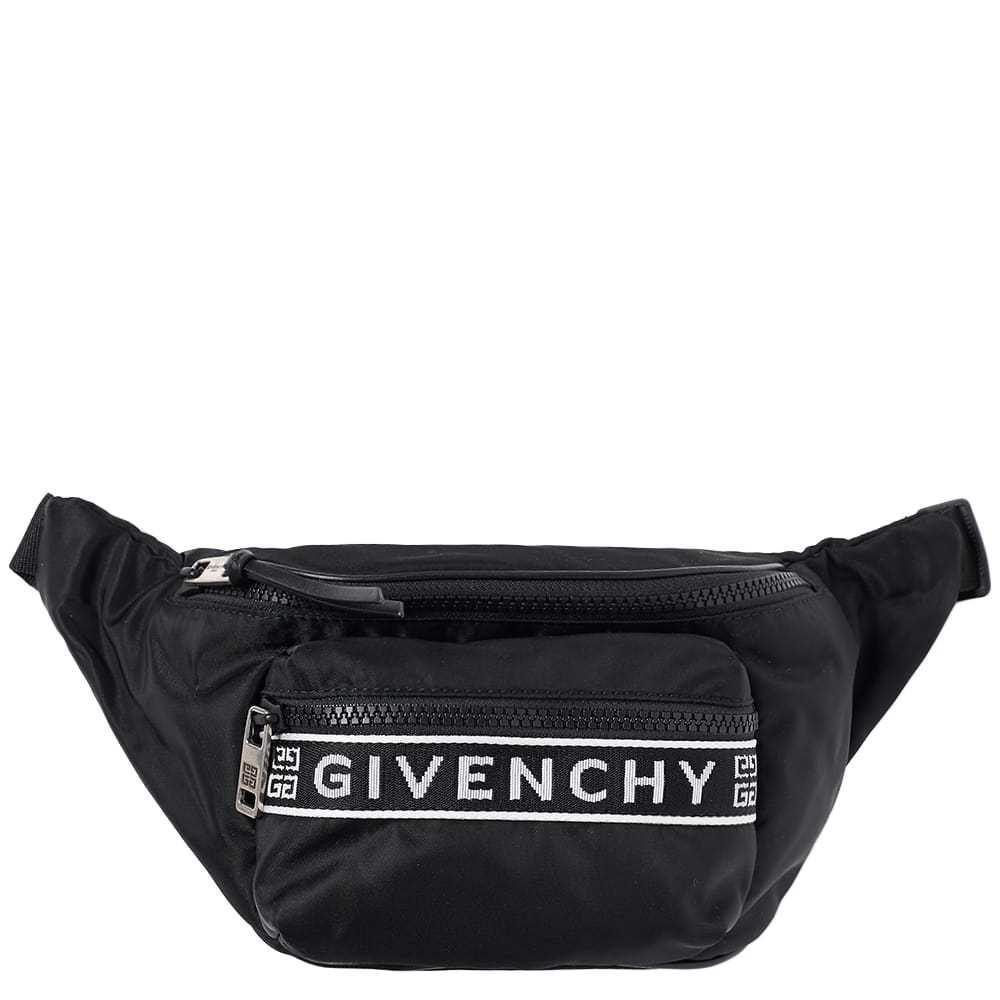 Photo: Givenchy Logo Taping Waist Bag