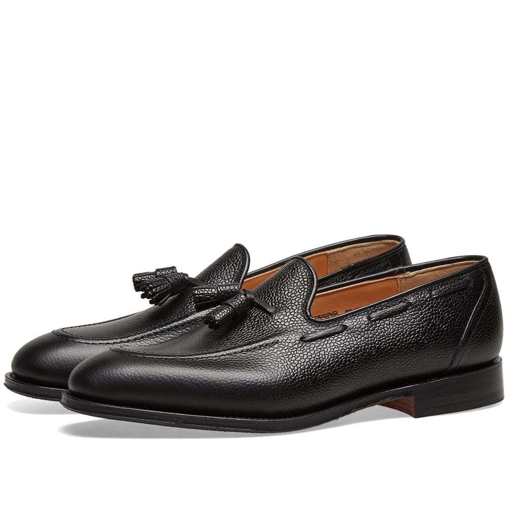 Photo: Church's Kingsley Grain Tassle Loafer