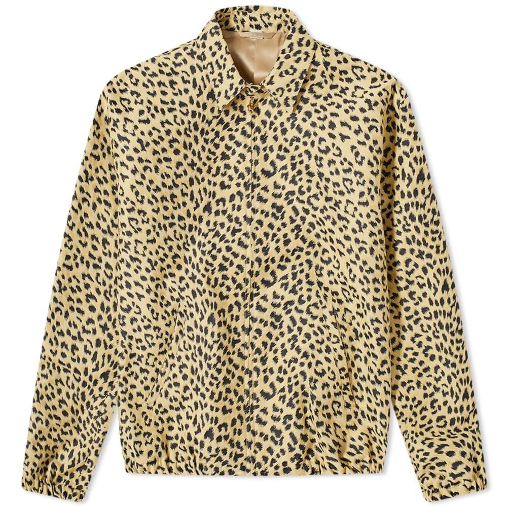 Photo: Gucci Leopard Print Harrington Jacket