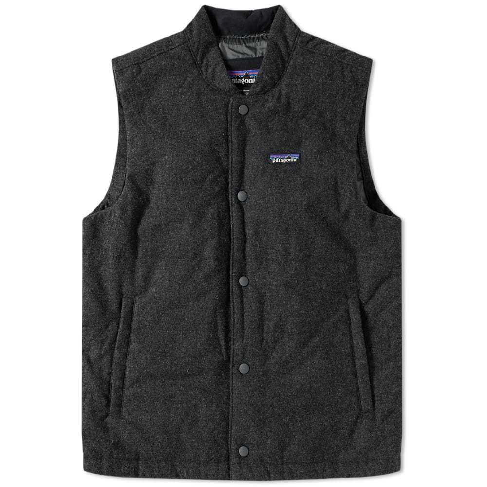Photo: Patagonia Recycled Wool Vest