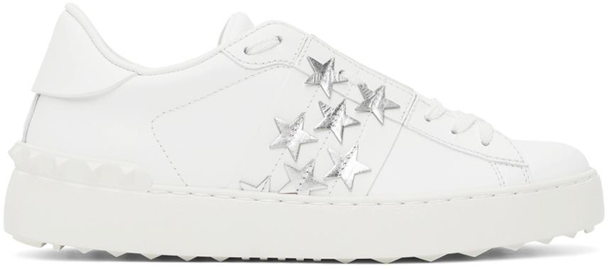Photo: Valentino Garavani White Star Rockstud Sneakers