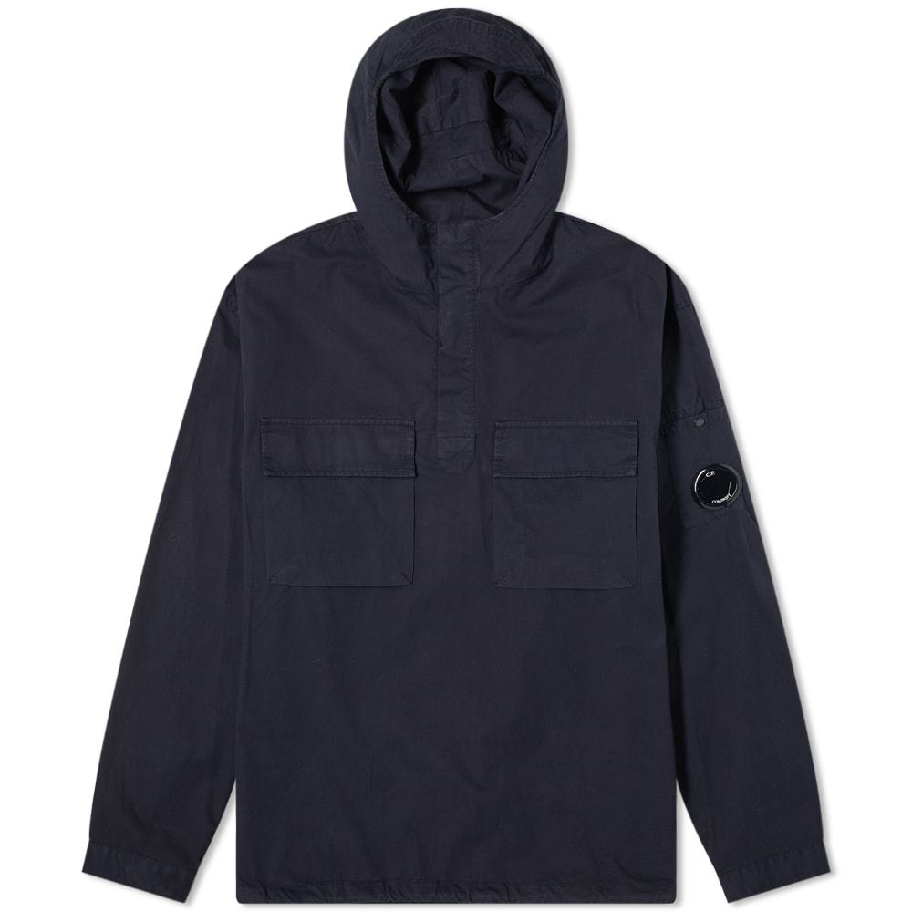 C.P. Company Arm Lens Popover Hooded Overshirt
