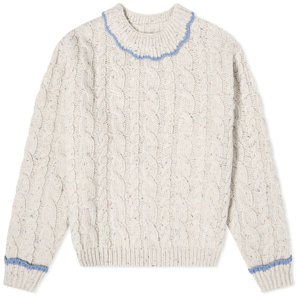 Photo: Shrimps Jerry Vintage Style Knitted Jumper