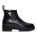 3.1 Phillip Lim Black Avril Boots