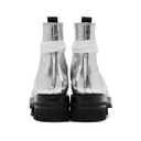 1017 Alyx 9SM Silver Tank Boots