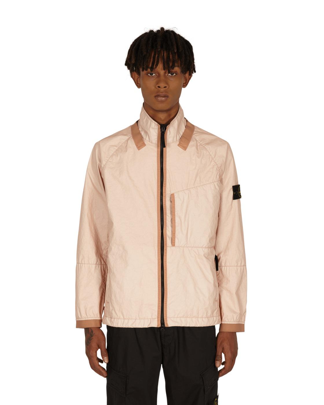 Stone Island Membrana 3l Tc Jacket Old Pink