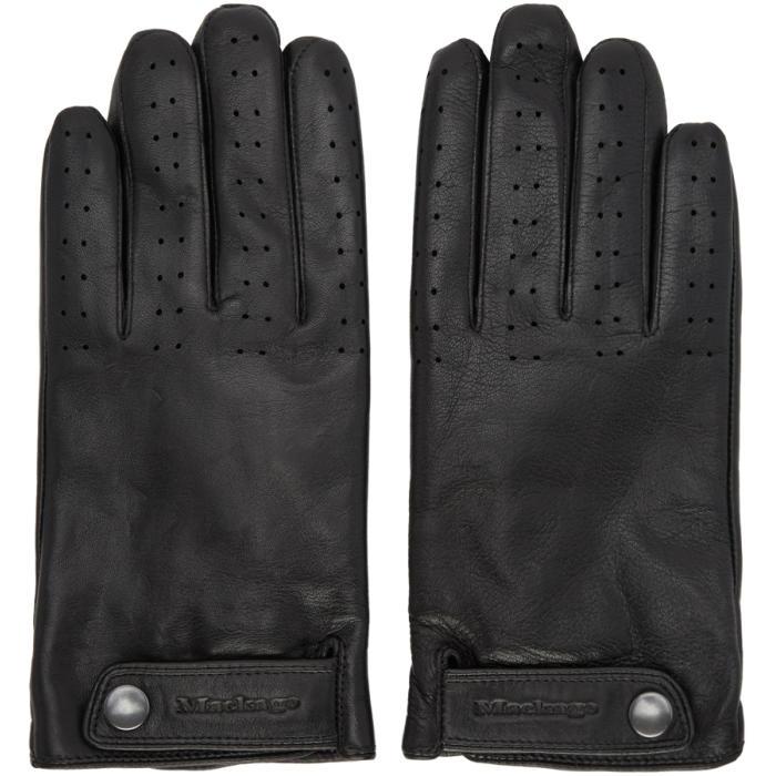 Photo: Mackage Black King Gloves