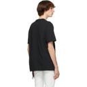 Ksubi Black Dolce Vita Biggie T-Shirt