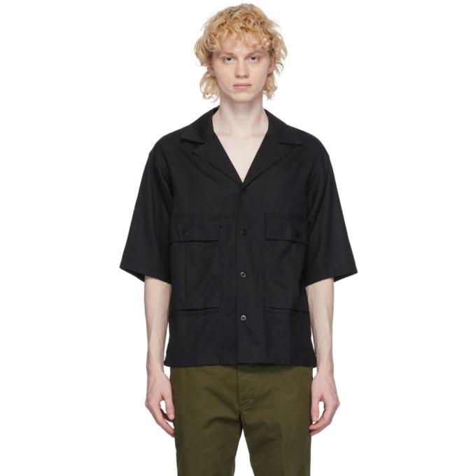 Photo: Visvim Black Cornet Shirt