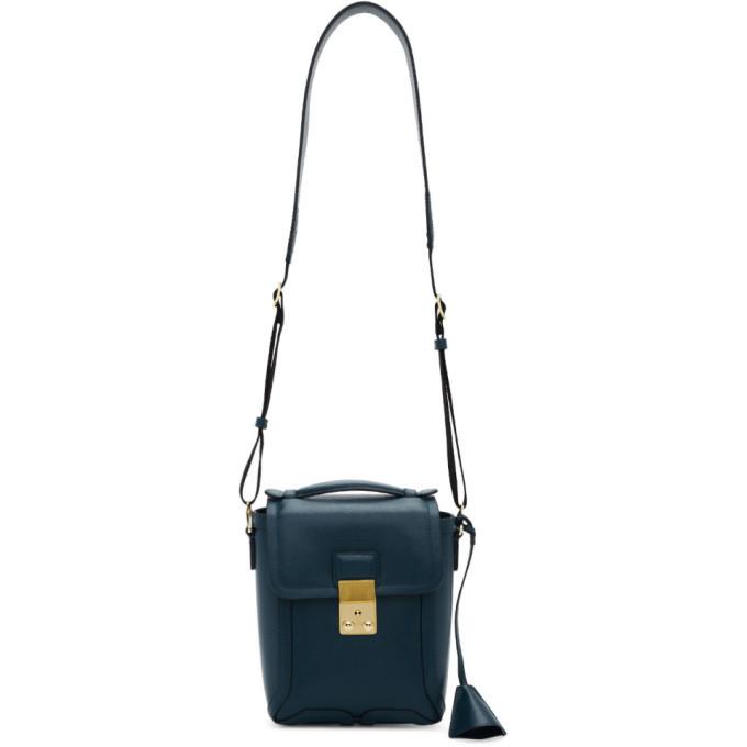 3.1 Phillip Lim Blue Pashli Camera Bag