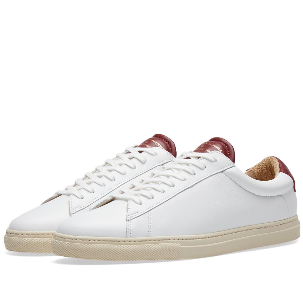 Photo: Zespa ZSP4 APLA Sneaker White